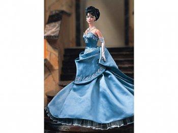 バービー WEDGWOOD ENGLAND No1. ウェッジウッドブルードレス ドール 人形 Barbie