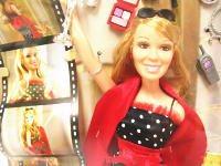バービー ヒラリー・ダフ ドール 人形 マテル社 Barbie Hilary Duff