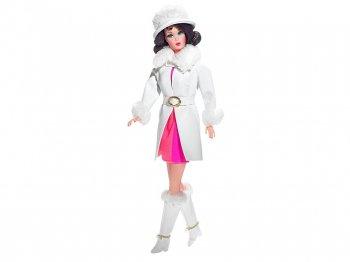 バービー レッド、ホワイトアンドウォーム 復刻版ドール 人形 Red, White 'n Warm Barbie Doll (K9142)
