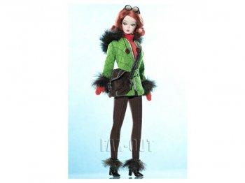 バービー Skiing Vacation Fashion ファッションセット プロモーション版 ファッションモデル・コレクション Barbie Fashion Model