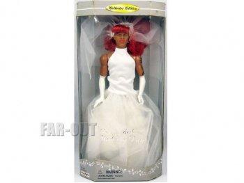 デニス・ロッドマン ウェディングドレス Wedding Day バスケットボールプレイヤー ドール 人形 Dennis Rodman