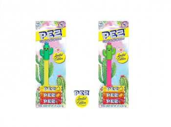 PEZ サボテン 2点セット Cool & Happy Cactus Lilly & Spike ペッツ