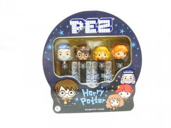 PEZ ハリーポッター Tin ブリキ缶入り 4点セット ペッツ Harry Potter