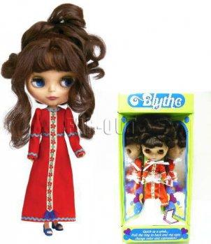 ブライス 復刻版ドール 人形 ブルネット Roaring Red USA 限定版 Blythe