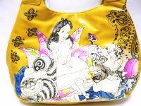 ふしぎの国のアリス ショルダーバッグ テーマパーク版 スモールサイズ 不思議の国のアリス ディズニー 鞄