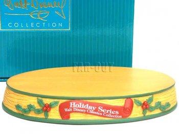 WDCC クリスマス Holiday Series 専用ベース 台座 ディズニー