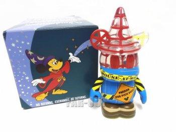 バイナルメーション WDI キャスト限定 ソーサラーミッキー コンストラクション フィギュア ディズニー Disney Vinylmation