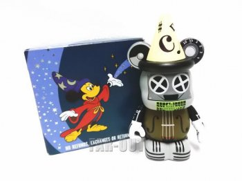 バイナルメーション WDI キャスト限定 ソーサラーミッキー ミュージック フィギュア ディズニー Disney Vinylmation