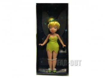 ティンカー・ベル ポーセリン ビスクドール 人形 デアゴスティーニ社 ディズニー ティンカーベル