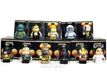 ディズニー バイナルメーション スター・ウォーズ シリーズ2 フィギュア 11点セット STAR WARS Disney Vinylmation