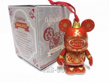 ディズニー バイナルメーション クリスマス ホリデー 2013 フィギュア Disney Vinylmation
