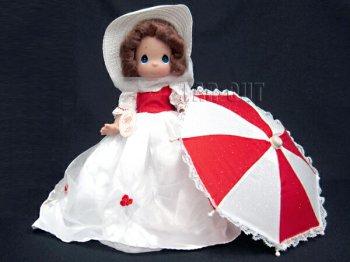 D23 Expo USA 2013 メリーポピンズ Precious Moments ドール 人形 スパークリング・ドレス版 ディズニー
