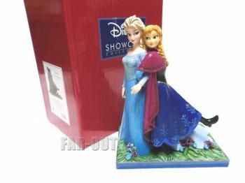 ディズニー・トラディション アナと雪の女王 アナ&エルサ フィギュア Jim Shore ジム・ショア Disney Traditions フィギュアリン【セール】