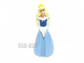 スリーピングビューティー 眠れる森の美女 オーロラ ビニール ドール 人形 バンク 貯金箱 ラージサイズ ディズニー
