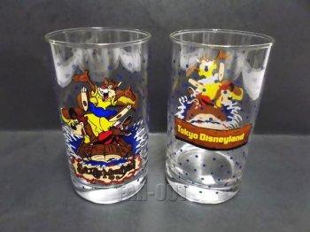 TDL スプラッシュマウンテン グラス タンブラー 東京ディズニーランド