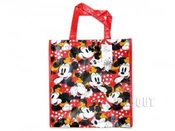 ミニーマウス クラシック マルチポーズ Loungefly ラウンジフライ ショッピング エコバッグ ディズニー 鞄