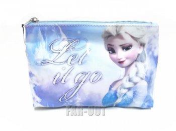 アナと雪の女王 エルサ Let it Go Loungefly ラウンジフライ コスメポーチ ディズニー