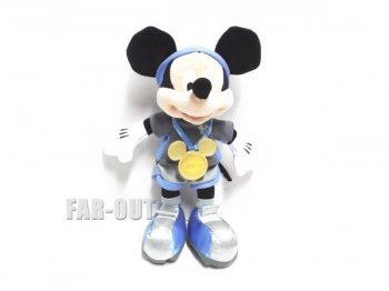 ミッキー マラソン走者 runDisney 2015 ラン・ディズニー ぬいぐるみ 【セール】