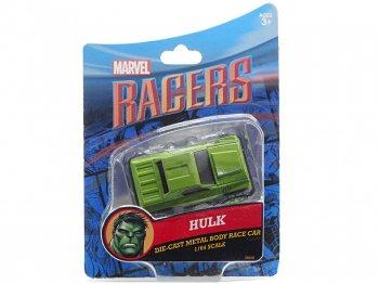ディズニーレーサー メタルダイキャストカー マーベル 超人ハルク Hulk テーマパーク限定