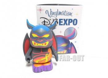 D23 Expo USA 2015 バイナルメーション ファンタジア75周年記念 チェルナボーグ ノーマル版 フィギュア ディズニー Disney Vinylmation