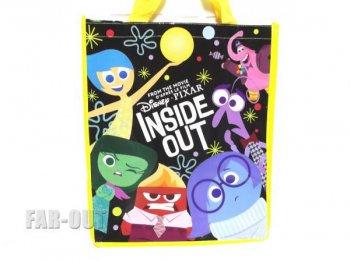 インサイド・ヘッド ショッピング エコバッグ ストア版 Inside Out ディズニー 鞄 【セール】