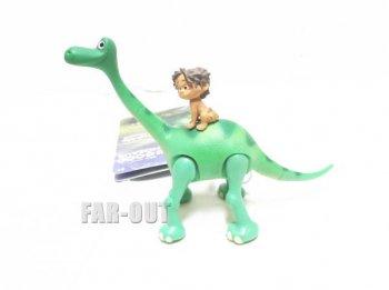 アーロと少年 The Good Dinosaur Wind-Up トイ ぜんまい フィギュア ディズニー・ピクサー