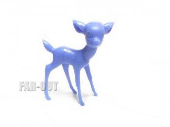 バンビ PVCフィギュア MARX ブルー ラージサイズ 1971年 ヴィンテージ ディズニー