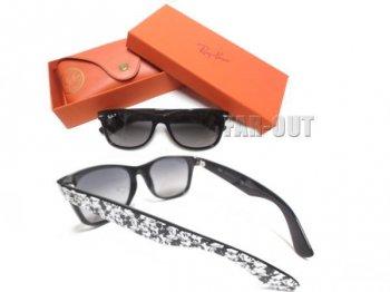 レイバン ウェイファーラー ポラライズド サングラス ミッキー ディズニーテーマパーク限定 Ray Ban Polarized Sunglasses