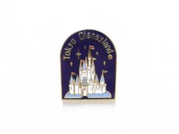 東京ディズニーランド シンデレラ城 キャッスル 1983年 グランドオープン ピンズ TDL