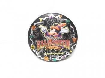 東京ディズニーランド ハロウィーン 2002年 ミッキー 缶バッジ TDL 缶バッチ
