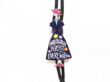 メリー・ポピンズ リターンズ メリーポピンズ ランヤード IDホルダー ディズニーテーマパーク キャスト限定 Mary Poppins Returns Cast Lanyard