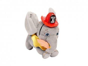 ダンボ 映画 2019 ぬいぐるみ 消防士 ディズニー Dumbo Live Action Just Play 【セール】
