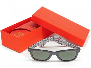 レイバン ウェイファーラー サングラス ミッキー 生誕90周年記念 ディズニーテーマパーク限定 M90th Ray Ban G-15 Sunglasses
