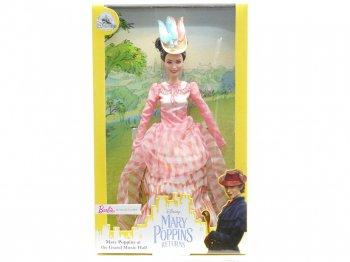 メリー・ポピンズ リターンズ メリーポピンズ ドール 映画公開記念 グランドミュージックホール エミリー・ブラント バービー 人形 ディズニー Barbie Mary Poppins Returns