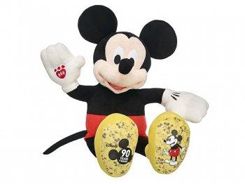 ビルド・ア・ベア ミッキー 生誕90周年記念 ぬいぐるみ ラージサイズ Mickey The True Original 90 Years of Magic