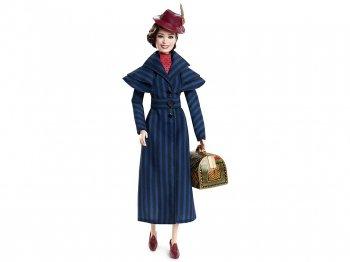 メリー・ポピンズ リターンズ メリーポピンズ アライブ ブルードレス ドール 映画公開記念 エミリー・ブラント バービー 人形 ディズニー Barbie Mary Poppins Returns