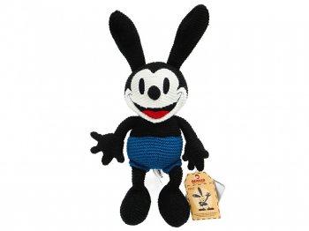 オズワルド ニット ぬいぐるみ ディズニーテーマパーク限定 CLASSIC COZY KNITS 毛糸 あみぐるみ Oswald