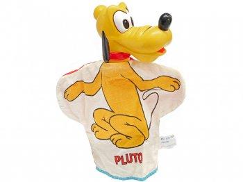 プルート ハンドパペット 1970年代 ヴィンテージ ディズニー Hand Puppet