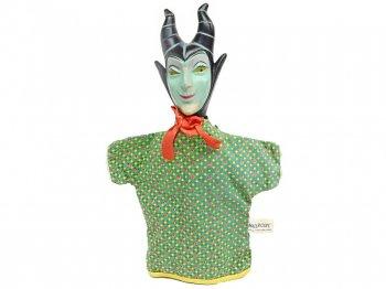 眠れる森の美女 マレフィセント ハンドパペット GUND 1960〜70年代 ヴィンテージ スリーピングビューティー ディズニー Hand Puppet