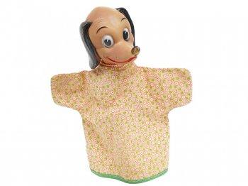 わんわん物語 ダクシー ハンドパペット 1960〜70年代 ヴィンテージ レディ&トランプ DACHSIE ディズニー Hand Puppet