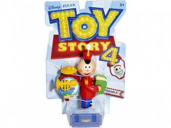 トイストーリー4 ティニー マーチングバンド ポーザブル フィギュア トイ マテル社 ディズニー Toy Story 4 Tinny Posable