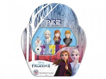 PEZ アナと雪の女王2 Tin ブリキ缶入り 4点セット ディズニー Frozen2
