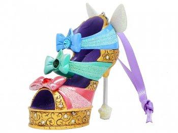 眠れる森の美女 スリーピングビューティー フェアリーズ ハイヒール オーナメント 妖精たち 靴 シューズ テーマパーク限定 ディズニー Disney Sleeping Beauty Fairies