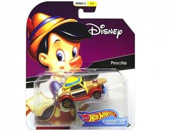 ホットウィール ピノキオ メタルダイキャストカー ディズニー ミニカー Hot Wheels Pinocchio