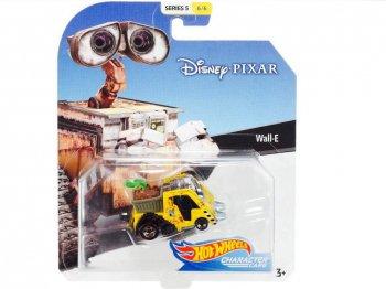 ホットウィール ウォーリー ダイキャストカー ディズニー ピクサー ミニカー Hot Wheels WALL・E