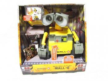 ハロー ウォーリー リモートコントロール トイ トーキング サウンド&ライトアップ ディズニー / ピクサー マテル社 ラジコン フィギュア Hello Wall-E Remote Controlle