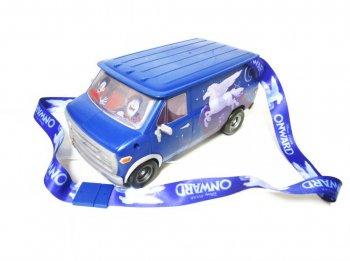 2分の1の魔法 グウィネヴィア号 カー 車 ライトアップ ポップコーンバケット ディズニーテーマパーク限定 スーベニア バケツ Onward Guinevere Van Popcorn Bucket
