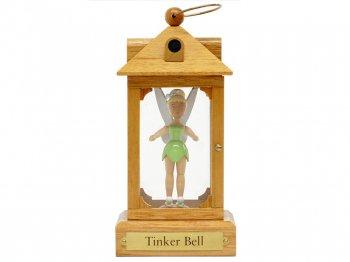 ティンカー・ベル 木製 ドール w/ランタンケース クリスチャン・ウルブリヒト ディズニー ティンカーベル 人形 Tinkerbell Lantern Christian Ulbricht