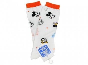 東京ディズニーランド ミッキー&ミニー w/プルート 靴下 子ども用 2000年代 ソックス TDL Mickey Pluto