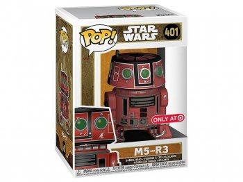 スター・ウォーズ M5-R3 ファンコ FUNKO POP ! ビニールフィギュア ターゲットストア限定 ディズニー ドロイド Star Wars Target Exclusive Droid